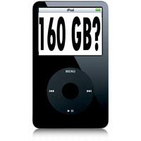 Σκληρός δίσκος 160 GB κατάλληλος για iPod