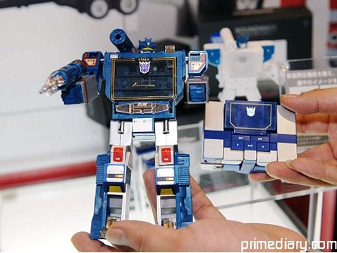Transformers MP3 Player