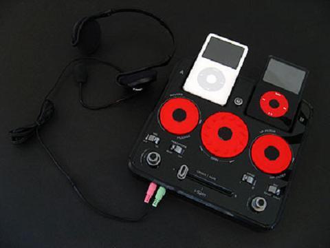 iSpin: Γίνετε dj με τα iPod σας!
