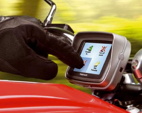 TomTom Rider: GPS για μοτοσυκλέτες