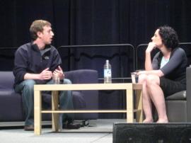 Συνέντευξη του Mark Zuckerberg στη Sarah Lacy