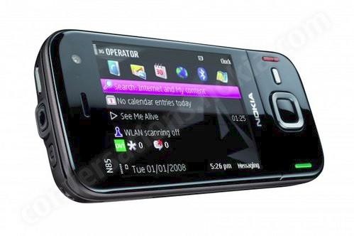 Nokia N85 - Το απόλυτο πακέτο ψυχαγωγίας