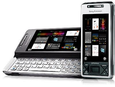 Το Sony Ericsson Xperia Χ1 στην ελληνική αγορά από τα καταστήματα WIND