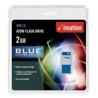 Νέα Flash USB Atom Blue