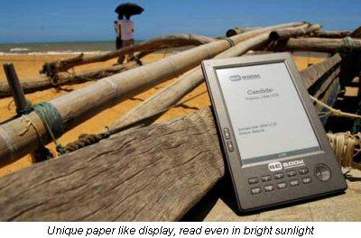 Το e-book Be Book Reader αφίχθη στην Ελλάδα