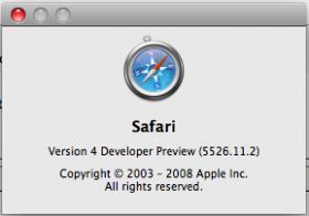 Έρχεται ο Safari 4 από την Apple