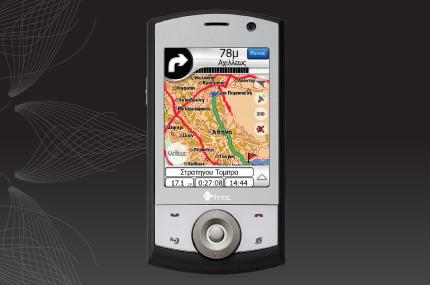 Η WIND παρουσιάζει το HTC Touch Cruise