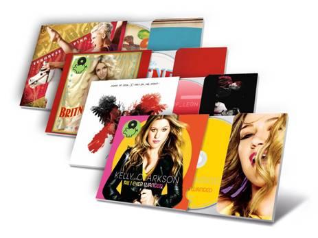Οικολογικές και οικονομικές συσκευασίες CD από τη Sony Music