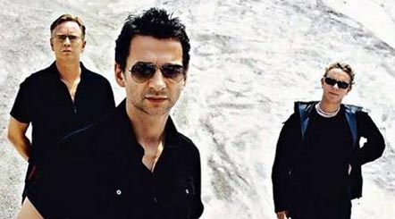 Ακυρώθηκε η συναυλία των Depeche Mode