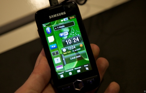Samsung Jet: Εξυπνότερο από smartphone