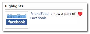 Το Facebook αγόρασε το FriendFeed