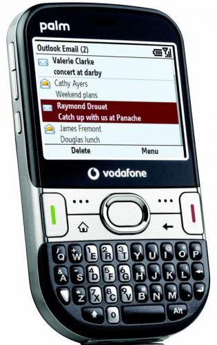Η Palm λανσάρει το Treo 500v με Windows Mobile 6
