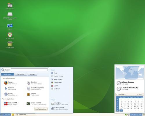 Κυκλοφόρησε το openSUSE 10.3