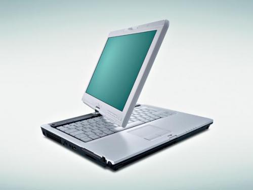Νέο, κομψό και προσιτό Tablet PC από τη Fujitsu Siemens Computers