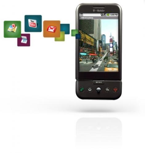 T-Mobile G1 - Η παρουσίαση του Google Phone