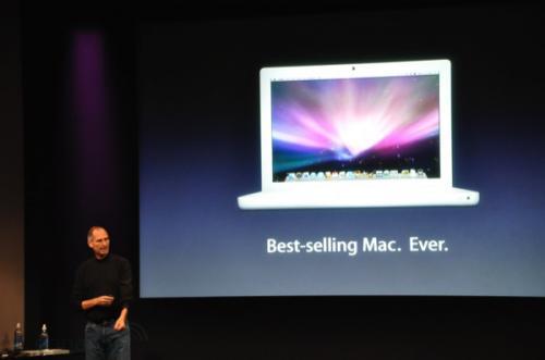 Παρουσίαση των νέων MacBook
