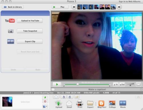 Κυκλοφόρησε το Picasa για Mac