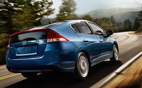 Το Honda Insight 2ης γενιάς πραγματοποιεί την επίσημη εμφάνιση του στην Ευρώπη