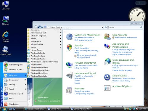Windows Vista Service Pack 2 RC