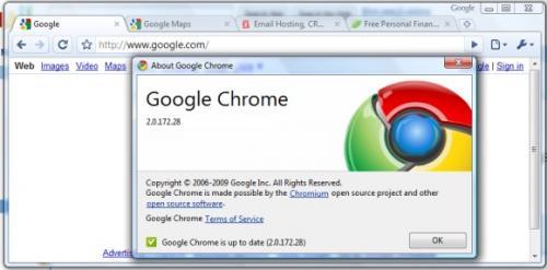 Κυκλοφόρησε ο Chrome 2.0