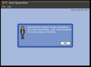 Δημιούργησε τη δική σου διανομή Linux, τώρα και σε παιχνίδι!