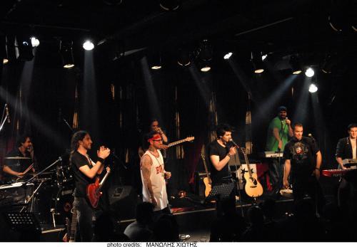 Τα Κόκκινα Χαλιά παρουσίασαν το νέο τους άλμπουμ