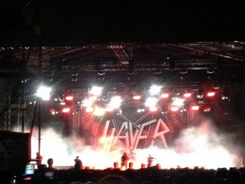 Heavy By The Sea - Πλατεία Νερού, 01/07/13